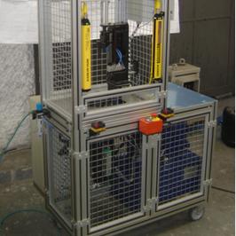 Máquina de rolamento e engrenagem no virabrequim
