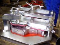 Dispositivo para teste de estanqueidade água